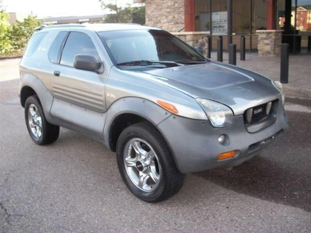 2001 isuzu vehicross for sale in castle rock colorado classified. Cars Review. Best American Auto & Cars Review