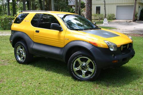 2001 isuzu vehicross for sale in palm city florida classified. Cars Review. Best American Auto & Cars Review