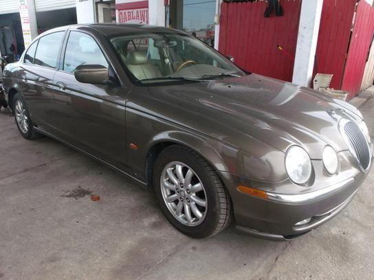 2001 jaguar s type 4 0 brown for sale in cocoa florida classified. Black Bedroom Furniture Sets. Home Design Ideas