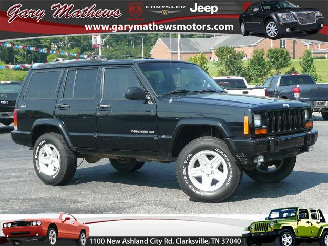 2001 jeep cherokee classic for sale in clarksville tennessee classified. Black Bedroom Furniture Sets. Home Design Ideas