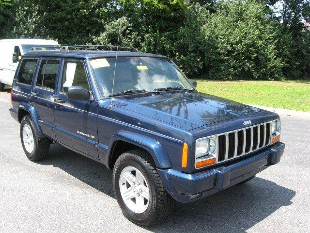 2001 jeep cherokee limited for sale in versailles kentucky classified. Cars Review. Best American Auto & Cars Review