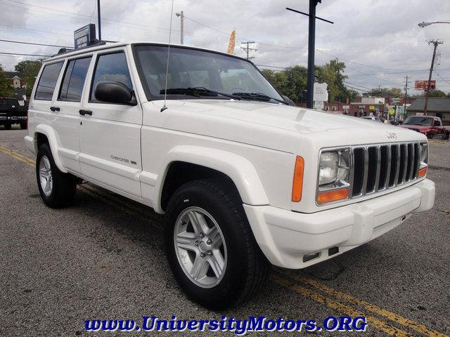 2001 jeep cherokee limited for sale in nashville tennessee classified. Cars Review. Best American Auto & Cars Review