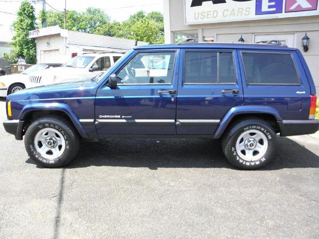2001 jeep cherokee sport 4wd for sale in huntington new york. Cars Review. Best American Auto & Cars Review