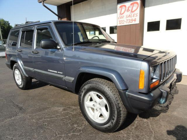 2001 jeep cherokee sport 4wd for sale in binghamton new york. Cars Review. Best American Auto & Cars Review