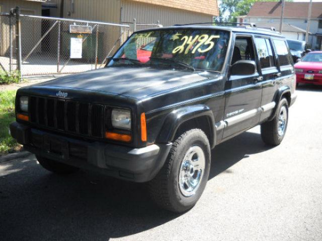 2001 jeep cherokee sport 4wd for sale in cleveland ohio classified. Cars Review. Best American Auto & Cars Review