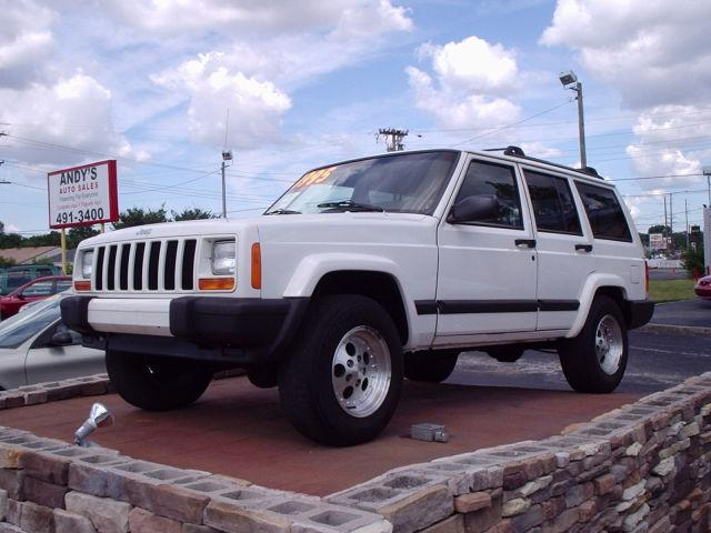 2001 jeep cherokee sport for sale in louisville kentucky classified. Cars Review. Best American Auto & Cars Review