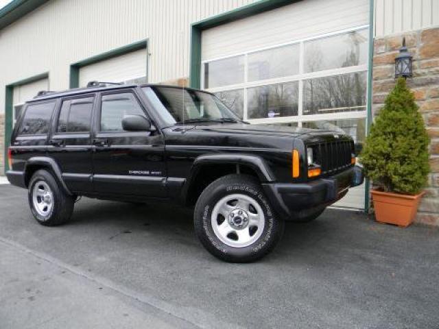 2001 jeep cherokee sport for sale in pen argyl pennsylvania classified. Black Bedroom Furniture Sets. Home Design Ideas
