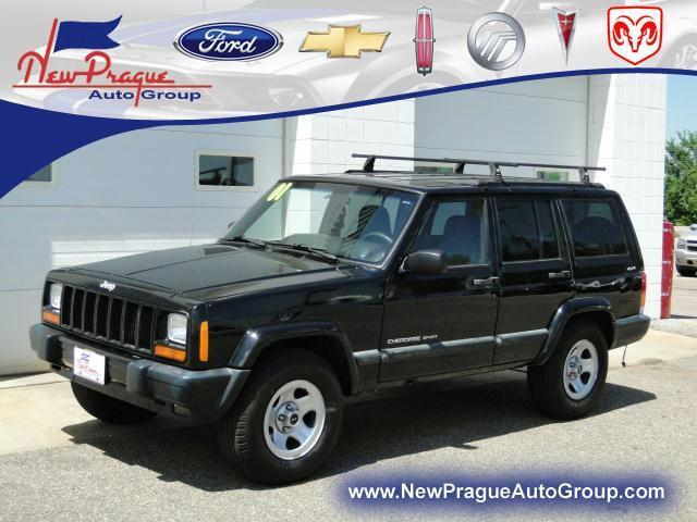 2001 jeep cherokee sport for sale in new prague minnesota classified. Cars Review. Best American Auto & Cars Review