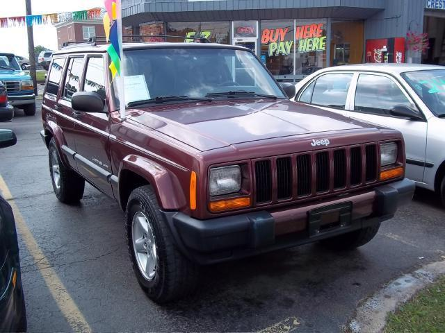 2001 jeep cherokee sport for sale in crestwood kentucky classified. Cars Review. Best American Auto & Cars Review