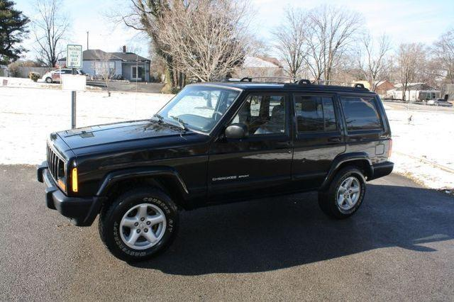 2001 jeep cherokee sport for sale in nashville tennessee classified. Cars Review. Best American Auto & Cars Review