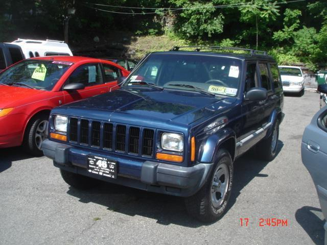 2001 jeep cherokee sport for sale in boonton new jersey classified. Cars Review. Best American Auto & Cars Review