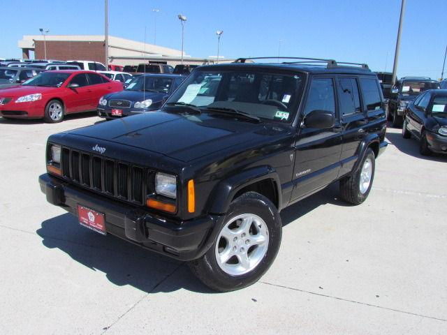 2001 jeep cherokee sport for sale in greenville texas. Black Bedroom Furniture Sets. Home Design Ideas