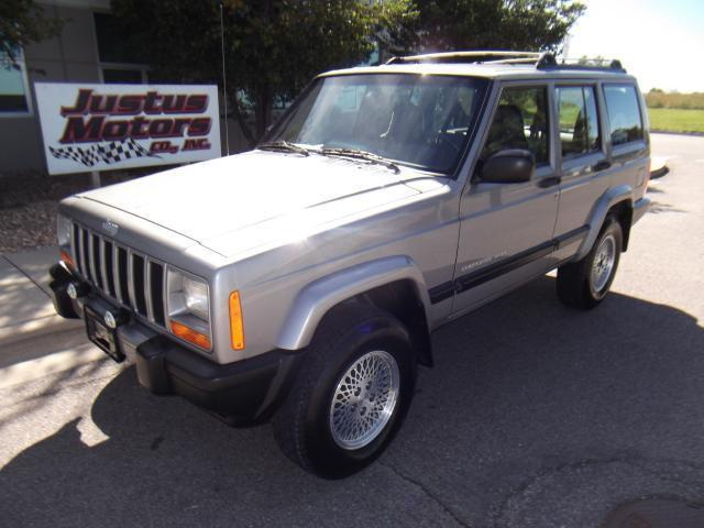 2001 jeep cherokee sport for sale in aurora colorado classified. Cars Review. Best American Auto & Cars Review