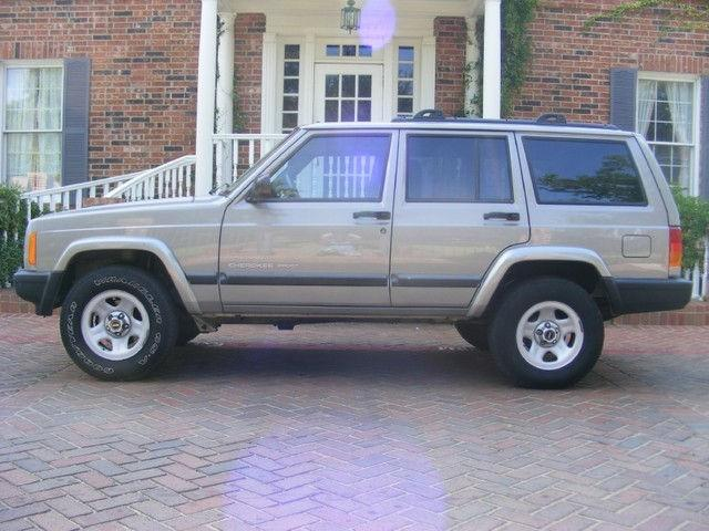 2001 jeep cherokee sport for sale in arlington texas classified. Cars Review. Best American Auto & Cars Review