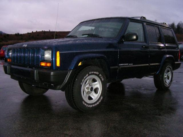 2001 jeep cherokee sport for sale in lenoir north carolina classified. Cars Review. Best American Auto & Cars Review