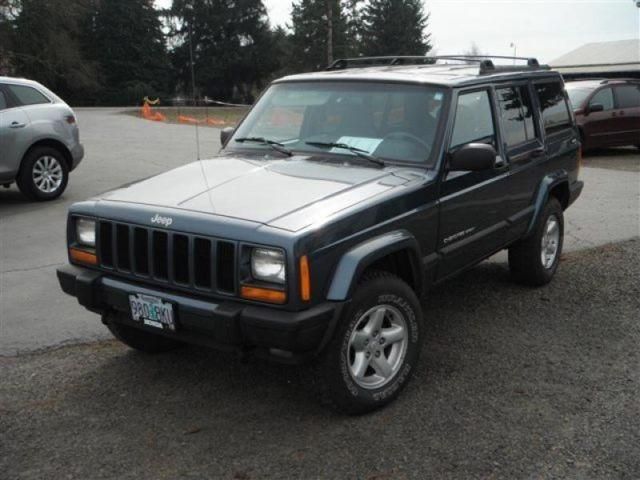 2001 jeep cherokee sport for sale in mcminnville oregon classified. Cars Review. Best American Auto & Cars Review