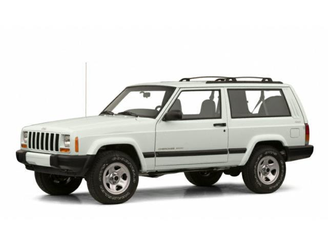 2001 Jeep Cherokee Sport Sport 4WD 4dr SUV
