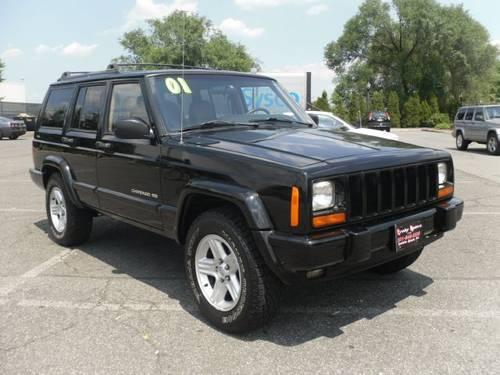 2001 jeep cherokee sport utility classic for sale in saddle brook new. Cars Review. Best American Auto & Cars Review