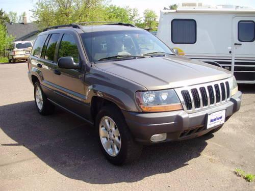 2001 jeep grand cherokee for sale in bessemer michigan classified. Cars Review. Best American Auto & Cars Review