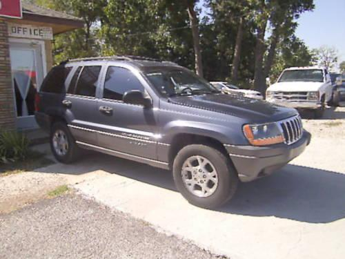 2001 jeep grand cherokee laredo 4x4 6 cyl more for. Black Bedroom Furniture Sets. Home Design Ideas