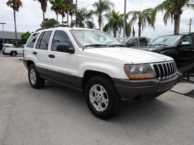 2001 jeep grand cherokee laredo for sale in miami florida classified. Cars Review. Best American Auto & Cars Review