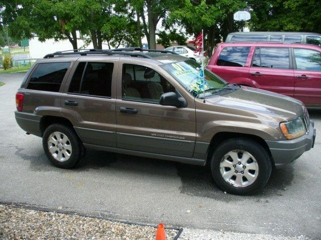 2001 jeep grand cherokee laredo for sale in grimes iowa classified. Cars Review. Best American Auto & Cars Review