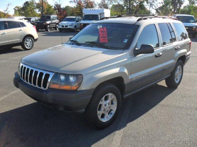 2001 jeep grand cherokee laredo for sale in lowell north carolina. Cars Review. Best American Auto & Cars Review