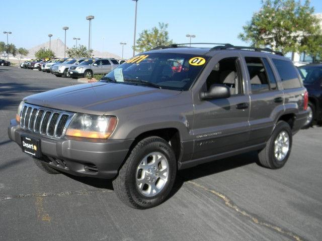 2001 jeep grand cherokee laredo for sale in henderson nevada. Black Bedroom Furniture Sets. Home Design Ideas