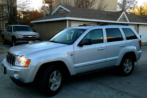 2001 Jeep Grand Cherokee Laredo