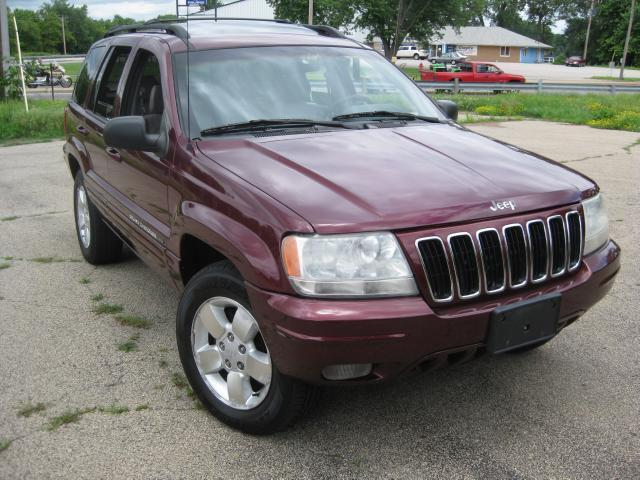2001 jeep grand cherokee limited for sale in pekin illinois classified. Black Bedroom Furniture Sets. Home Design Ideas