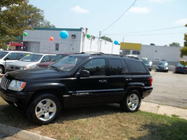 2001 jeep grand cherokee limited for sale in griffin georgia classified. Black Bedroom Furniture Sets. Home Design Ideas