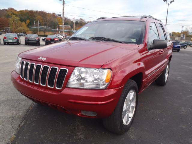 2001 jeep grand cherokee limited for sale in indiana pennsylvania classified. Black Bedroom Furniture Sets. Home Design Ideas