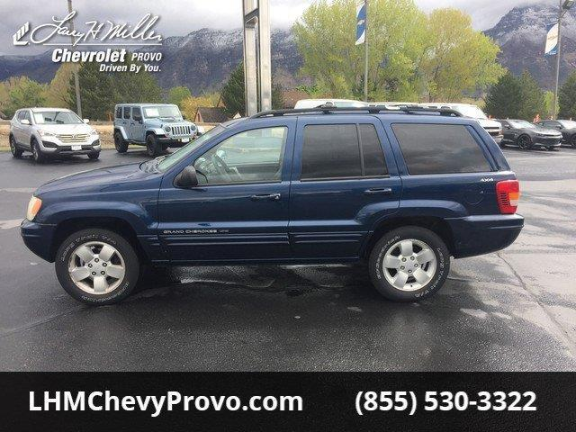 2001 jeep grand cherokee limited limited 4wd 4dr suv for sale in provo utah classified. Black Bedroom Furniture Sets. Home Design Ideas