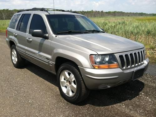 2001 jeep grand cherokee limited v8 leather for sale in bayville. Cars Review. Best American Auto & Cars Review