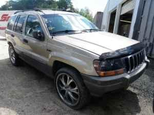 2001 Jeep Grand Cherokee Transmission - $600 Higganum, CT