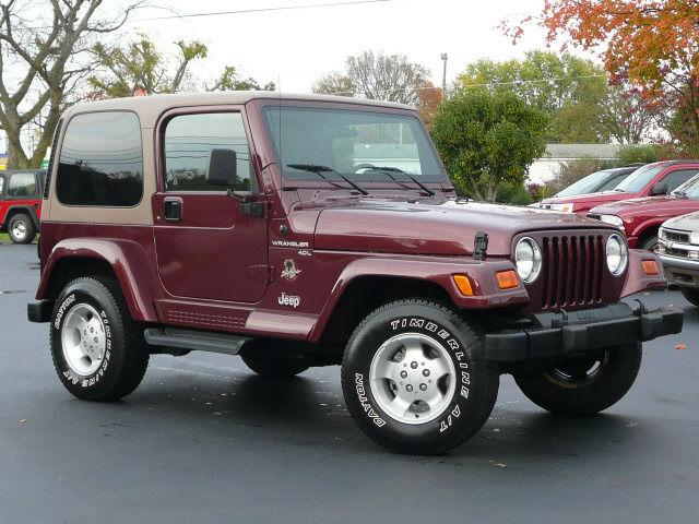 2001 jeep wrangler sahara for sale in russellville kentucky classified. Black Bedroom Furniture Sets. Home Design Ideas