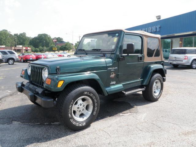2001 jeep wrangler sahara for sale in booneville mississippi classified. Black Bedroom Furniture Sets. Home Design Ideas
