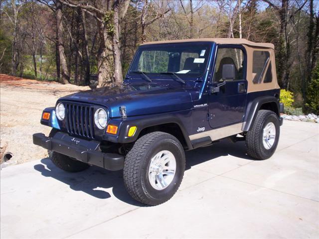 2001 jeep wrangler se for sale in taylorsville north carolina classified. Black Bedroom Furniture Sets. Home Design Ideas