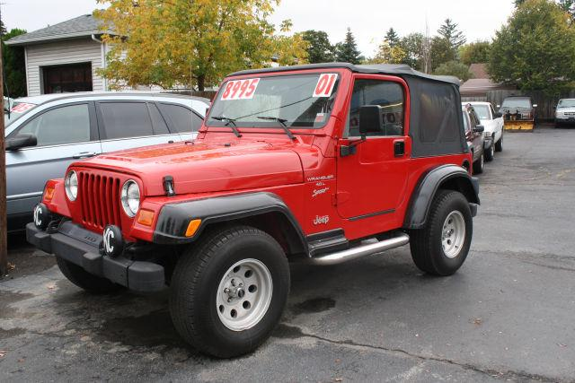 2001 jeep wrangler sport for sale in horseheads new york. Black Bedroom Furniture Sets. Home Design Ideas