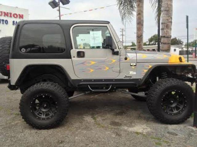 2001 jeep wrangler sport for sale in el monte california classified. Black Bedroom Furniture Sets. Home Design Ideas