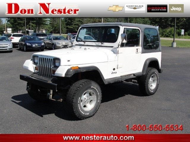 2001 jeep wrangler for sale in roscommon michigan. Black Bedroom Furniture Sets. Home Design Ideas