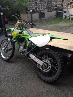 2001 Kawasaki KX 125 2 stroke FUN DIRT BIKE!! SALE OR