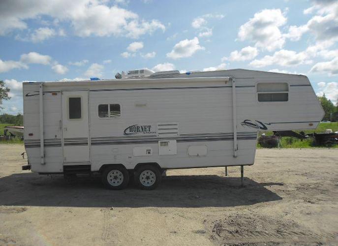 2001 keystone hornet 255l 5th wheel camper for sale in detroit lakes minnesota classified