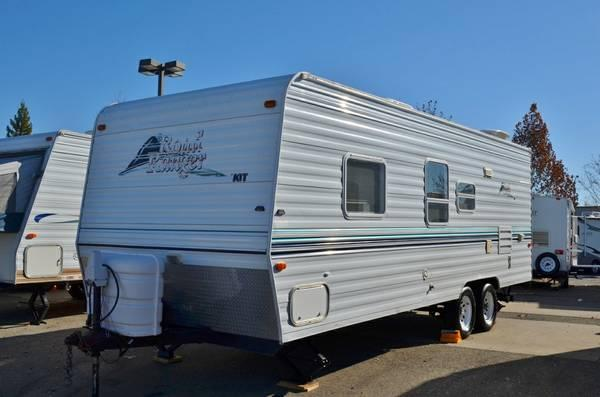 2001 Kit Road Ranger 243tle Travel Trailer Just 4 500
