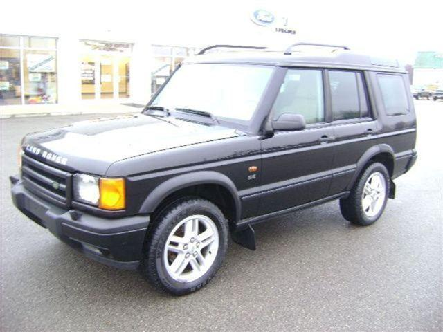 2001 land rover discovery series ii for sale in montpelier ohio classified. Black Bedroom Furniture Sets. Home Design Ideas