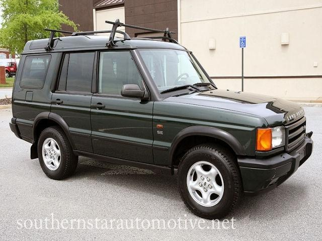 2001 land rover discovery series ii for sale in duluth georgia classified. Black Bedroom Furniture Sets. Home Design Ideas
