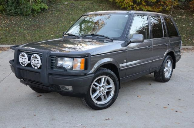 2001 Land Rover Range Rover 46 Hse For Sale In Nashville Tennessee