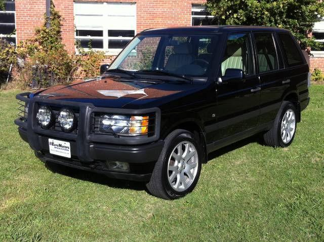 2001 land rover range rover 4 6 hse for sale in raleigh north carolina classified. Black Bedroom Furniture Sets. Home Design Ideas