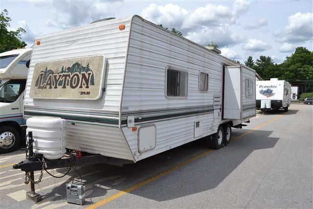 2001 Layton 2850 For Sale In Center Conway New Hampshire