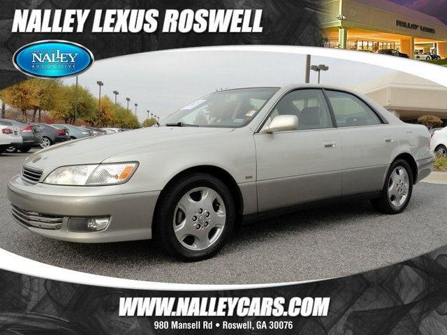 2001 lexus es 300 for sale in roswell georgia classified. Black Bedroom Furniture Sets. Home Design Ideas